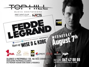 FEDDE LE GRAND  u Top Hill-u