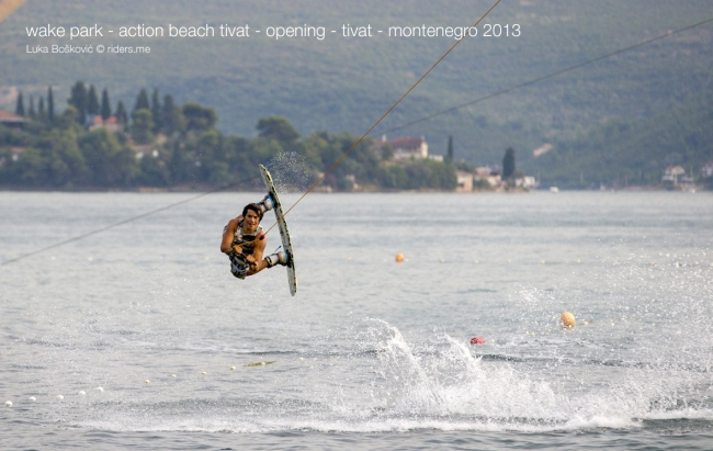 Wake Park – Action Beach Tivat
